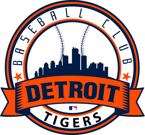 detroit tigers 08 Vectorency Detroit Tigers SVG Files For Silhouette, Files For Cricut, SVG, DXF, EPS, PNG Instant Download.
