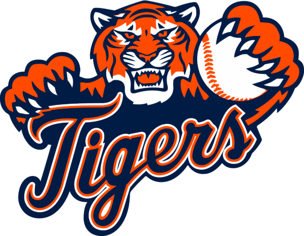 detroit tigers 15 Vectorency Detroit Tigers SVG Files For Silhouette, Files For Cricut, SVG, DXF, EPS, PNG Instant Download.