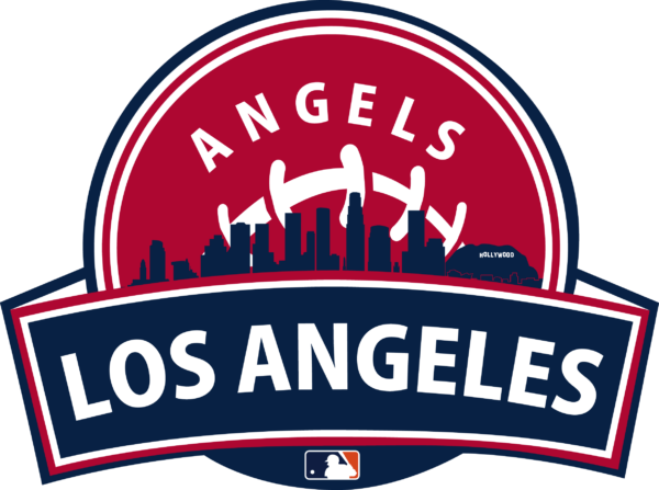 los angeles angels 07 Vectorency Los Angeles Angels SVG Files For Silhouette, Files For Cricut, DXF, EPS, PNG Instant Download.