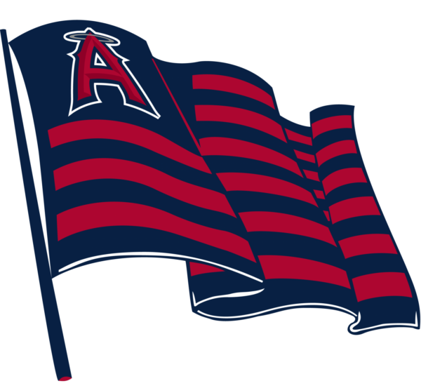 los angeles angels 15 Vectorency Los Angeles Angels SVG Files For Silhouette, Files For Cricut, DXF, EPS, PNG Instant Download.