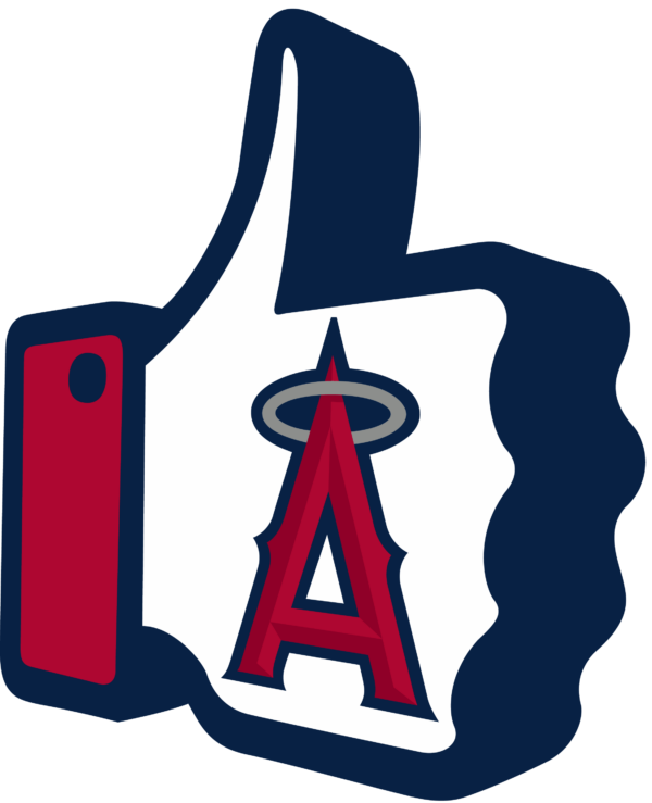 los angeles angels 16 Vectorency Los Angeles Angels SVG Files For Silhouette, Files For Cricut, DXF, EPS, PNG Instant Download.