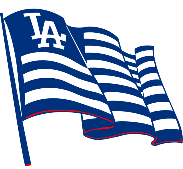 los angeles dodgers 15 Vectorency Los Angeles Dodgers SVG Files For Silhouette, Files For Cricut, DXF, EPS, PNG Instant Download.