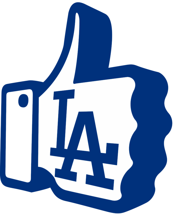 los angeles dodgers 16 Vectorency Los Angeles Dodgers SVG Files For Silhouette, Files For Cricut, DXF, EPS, PNG Instant Download.