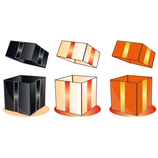 Vectorency 3 Luxury Boxes