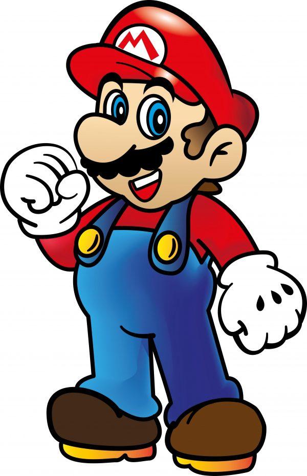 mario bros 2901x4500 1 Vectorency Mario Characters
