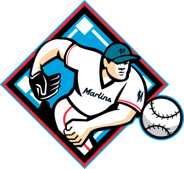 miami marlins 11 Vectorency Miami Marlins SVG Bundle, SVG Files For Silhouette, Files For Cricut, SVG, DXF, EPS, PNG Instant Download