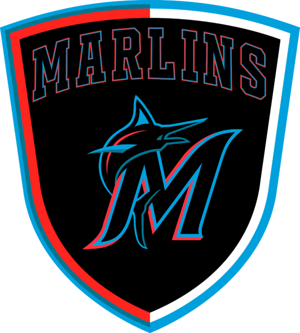 miami marlins 14 Vectorency Miami Marlins SVG Bundle, SVG Files For Silhouette, Files For Cricut, SVG, DXF, EPS, PNG Instant Download