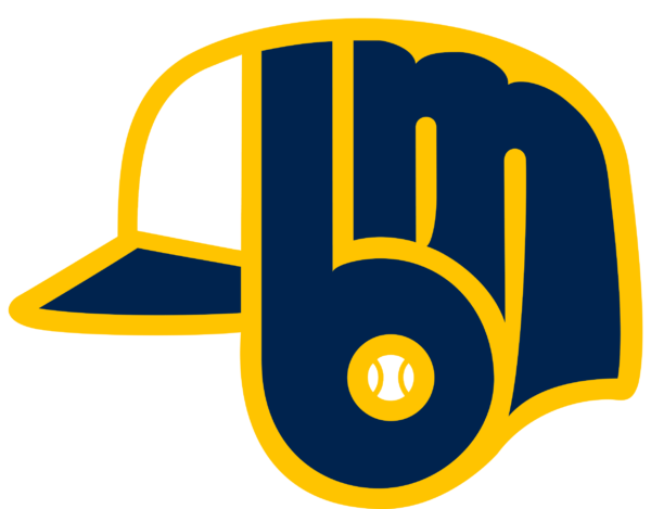 milwaukee brewers 10 Vectorency Milwaukee Brewers SVG Files For Silhouette, Files For Cricut, DXF, EPS, PNG Instant Download.
