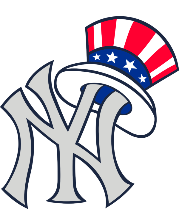 new york yankees 06 Vectorency New York Yankees SVG Files For Silhouette, Files For Cricut, DXF, EPS, PNG Instant Download.