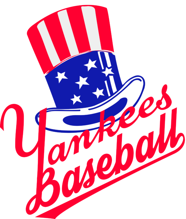 new york yankees 07 Vectorency New York Yankees SVG Files For Silhouette, Files For Cricut, DXF, EPS, PNG Instant Download.