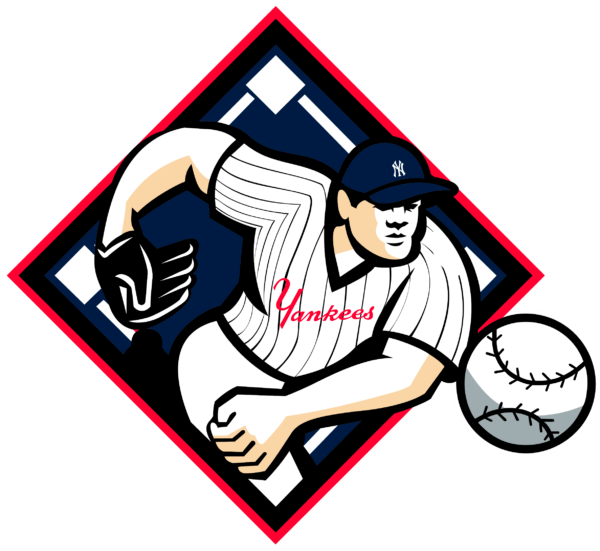 new york yankees 17 Vectorency New York Yankees SVG Files For Silhouette, Files For Cricut, DXF, EPS, PNG Instant Download.