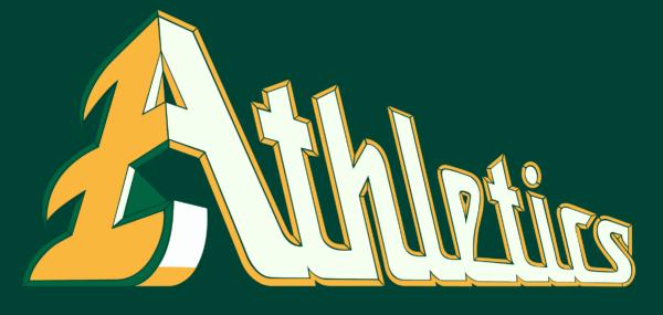 oakland athletics 07 Vectorency Oakland Athletics SVG Bundle, SVG Files For Silhouette, Files For Cricut, SVG, DXF, EPS, PNG Instant Download