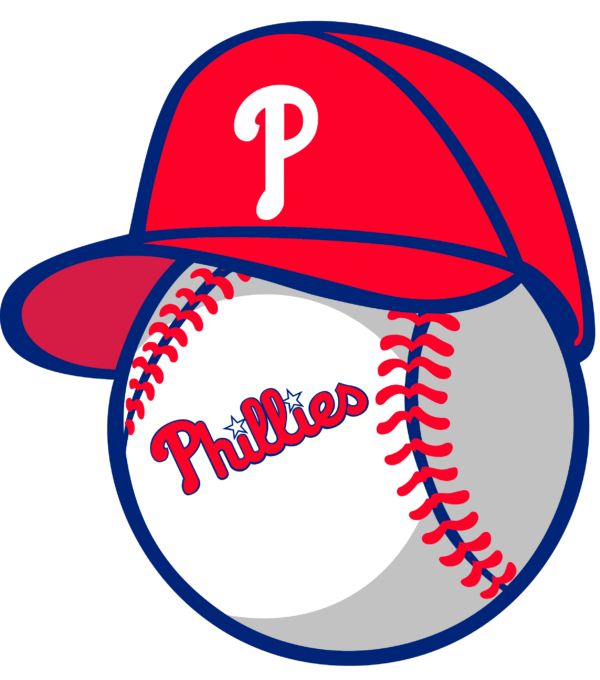 philadelphia phillies 16 Vectorency Philadelphia Phillies SVG Files For Silhouette, Files For Cricut, DXF, EPS, PNG Instant Download.