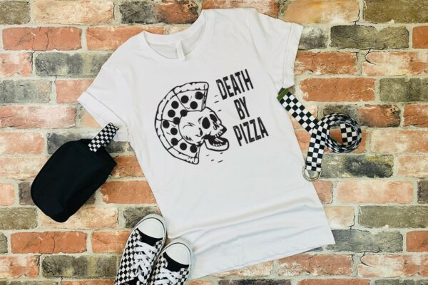 pp3 Vectorency Death By Pizza SVG+EPS+PNG