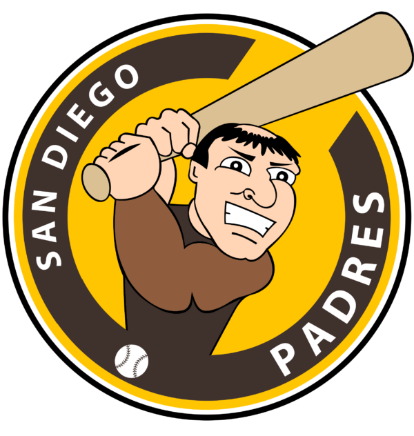 san diego padres 05 Vectorency San Diego Padres SVG Bundle, SVG Files For Silhouette, Files For Cricut, SVG, DXF, EPS, PNG Instant Download