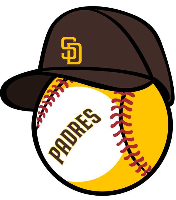 san diego padres 13 Vectorency San Diego Padres SVG Bundle, SVG Files For Silhouette, Files For Cricut, SVG, DXF, EPS, PNG Instant Download