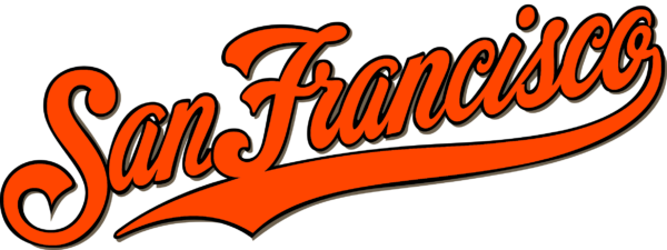 san francisco giants 07 Vectorency San Francisco Giants SVG Files For Silhouette, Files For Cricut, DXF, EPS, PNG Instant Download.