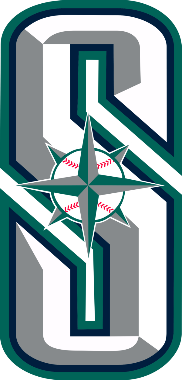 seattle mariners 13 Vectorency Seattle Mariners SVG Files For Silhouette, Files For Cricut, DXF, EPS, PNG Instant Download.
