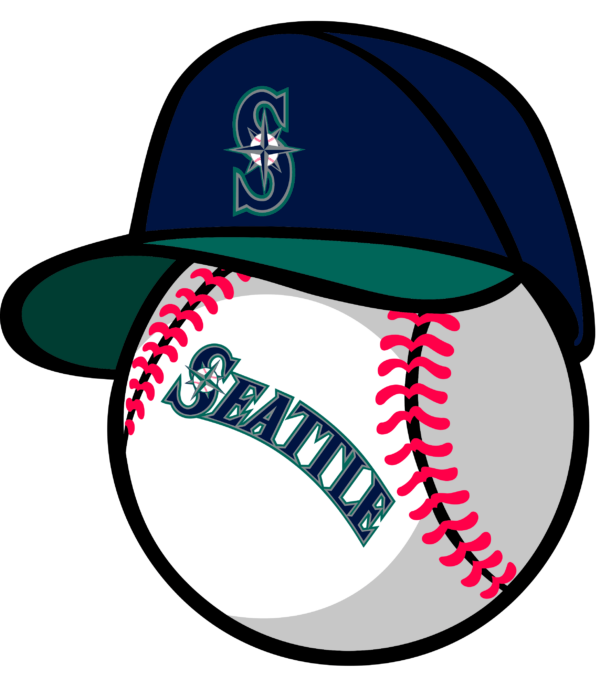 seattle mariners 16 Vectorency Seattle Mariners SVG Files For Silhouette, Files For Cricut, DXF, EPS, PNG Instant Download.
