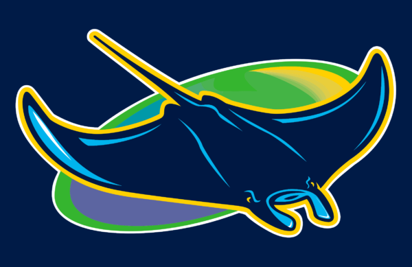tampa bay rays 04 Vectorency Tampa Bay Rays SVG Files For Silhouette, Files For Cricut, SVG, DXF, EPS, PNG Instant Download.