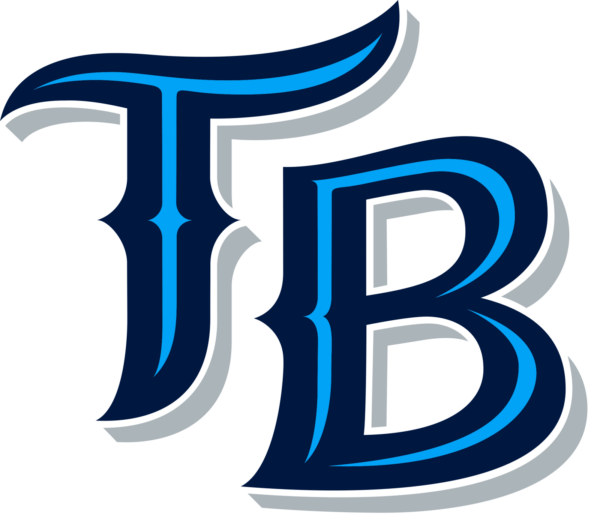 tampa bay rays 07 Vectorency Tampa Bay Rays SVG Files For Silhouette, Files For Cricut, SVG, DXF, EPS, PNG Instant Download.