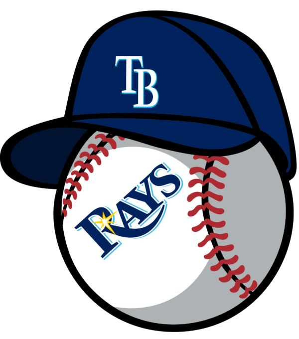 tampa bay rays 14 Vectorency Tampa Bay Rays SVG Files For Silhouette, Files For Cricut, SVG, DXF, EPS, PNG Instant Download.