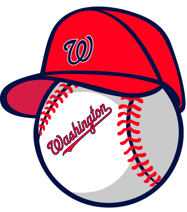 washington nationals 14 Vectorency Washington Nationals SVG Files For Silhouette, Files For Cricut, SVG, DXF, EPS, PNG Instant Download.