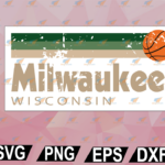wtm web 02 54 Vectorency Milwaukee Basketball Ball City, Retro Milwaukee SVG PNG Digital