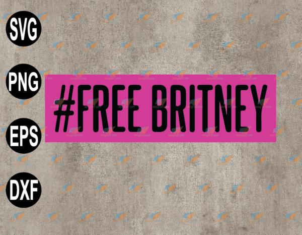 wtm web 03 91 Vectorency Free Britney SVG PNG Digital File for Cricut, SVG, EPS, PNG, DXF, Digital Download