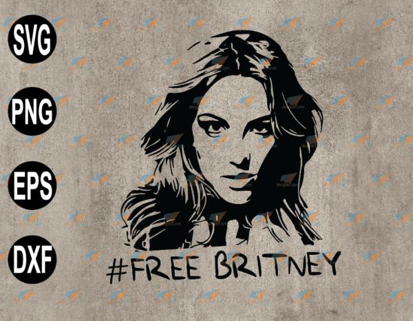 wtm web 03 92 Vectorency Free Britney SVG PNG, Britney SVG PNG, Free Britney Movement SVG PNG