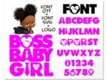 African American Boss Girl 1