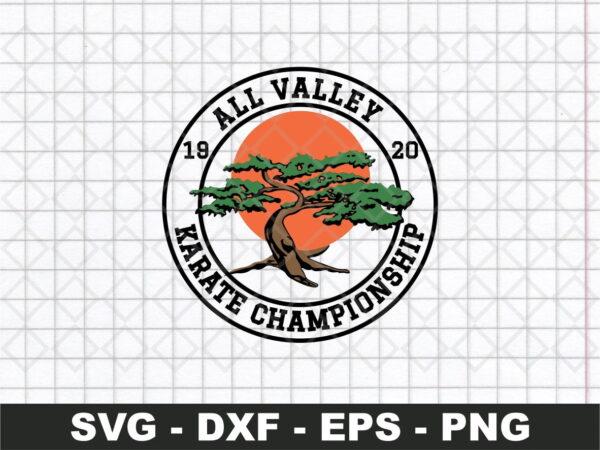 All Valley Championship Miyagi Do