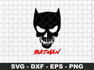 Batman Suicide Squad Logo
