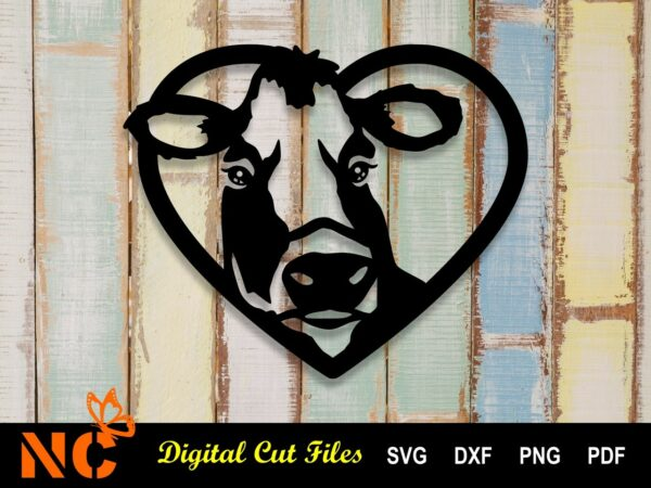 Cow Love Listing Vectorency Cow Love Panel