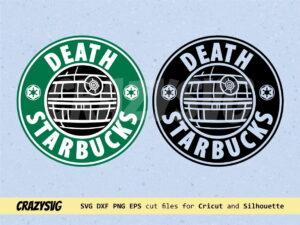 Death Star Starbucks Logo Coffee