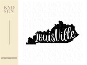Louisville SVG