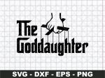The Goddaughter SVG