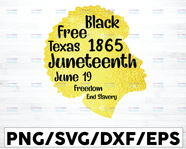WTMETSY16122020 01 12 Vectorency Juneteenth Clipart, Juneteenth Black Woman, Black History Sublimation Designs Download, Juneteenth Quotes, Independence Day, 1865 PNG