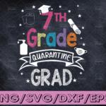 WTMETSY16122020 04 44 Vectorency 7th grade Graduation SVG Quarantine Gifts Senior 2021 Graduate Graduation svg,Graduation cricut,Senior 2021 svg