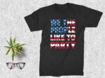 We The People Like To Party svg Shirt Design