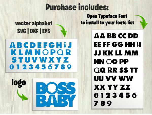 boss baby font 2 scaled Vectorency African American Boss Boy Font | Baby font, Boss birthday, Baby cricut svg font, Boss font svg, African Boss font