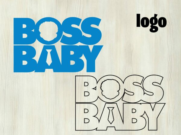 boss baby font 6 scaled Vectorency African American Boss Boy Font | Baby font, Boss birthday, Baby cricut svg font, Boss font svg, African Boss font