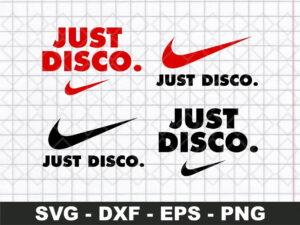 just disco inspired nike