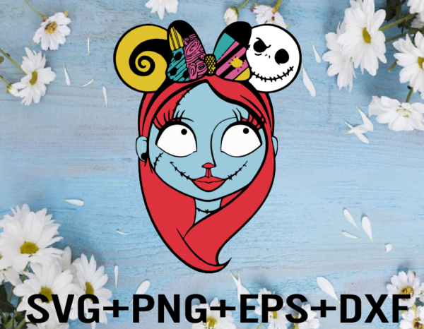 rency 01 3 Vectorency Sally Svg, Halloween Svg, Nightmare Before Christmas Sally Svg, Sally love Sublimation file Halloween shirt Clipart Svg, Png, Dxf
