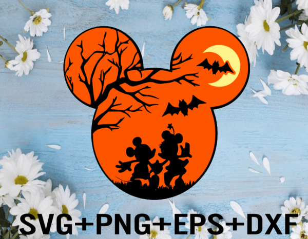 rency 01 5 Vectorency Disney Halloween SVG, Mickey Halloween svg, Mickey ears halloween svg, Disney Halloween shirt svg, eps, png, dxf