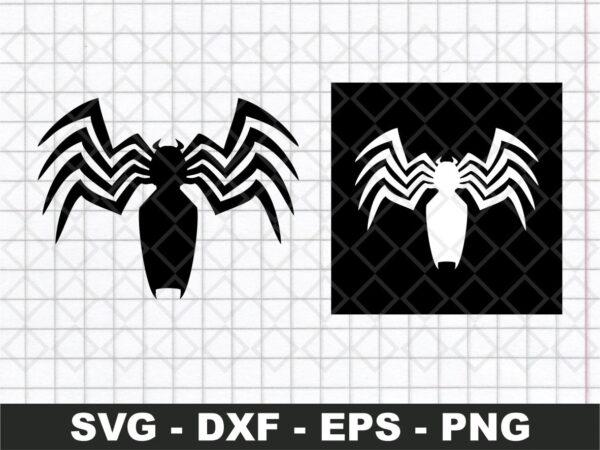 venom svg venom symbol logo icon vector dxf