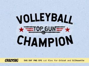 volleyball top gun champion