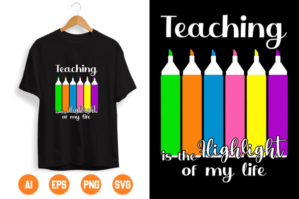 15 1 scaled Vectorency Teacher SVG | Teaching Svg | Funny Teacher Svg | Teacher Life Svg | Teaching Is My Highlight Svg | Teacher Appreciation Svg | Teacher Gift