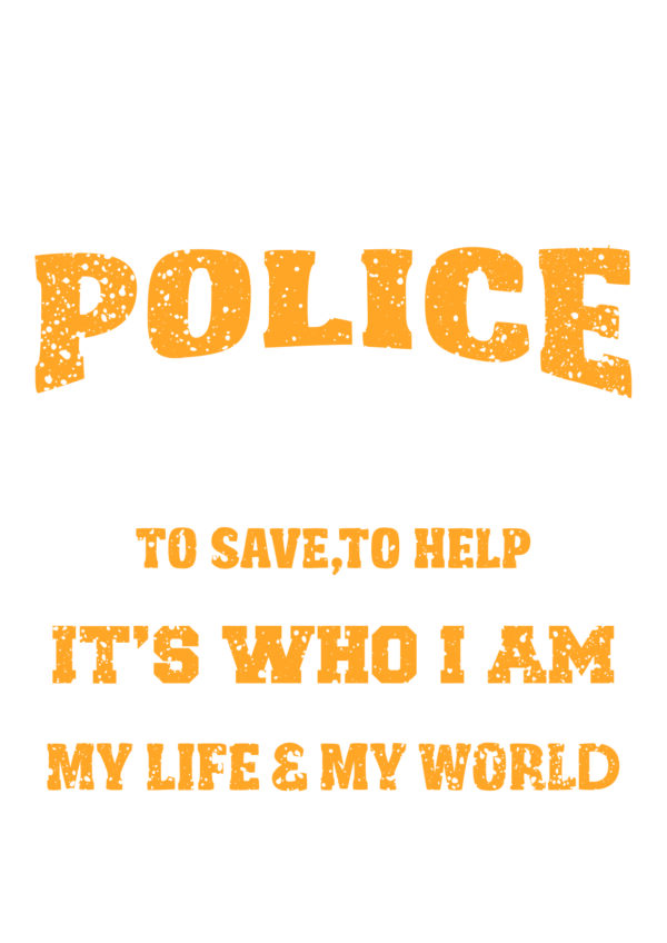 7 01 Vectorency I Was Born To Be A Police To Hold And Aid svg, Police Thin Blue Line SVG  The Blue Lives Matter  Police Life Svg  Police Quotes svg png dxf