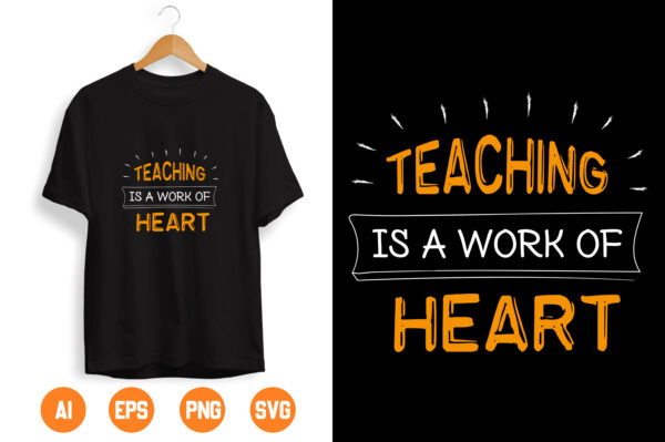 9 scaled Vectorency Teachers svg, teaching is a work of heart svg cutting file, students svg, school svg, learning svg, teaching svg, teacher appreciation day